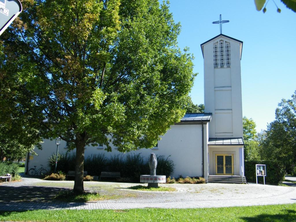 Unsere Kirche (Foto: D.M.)