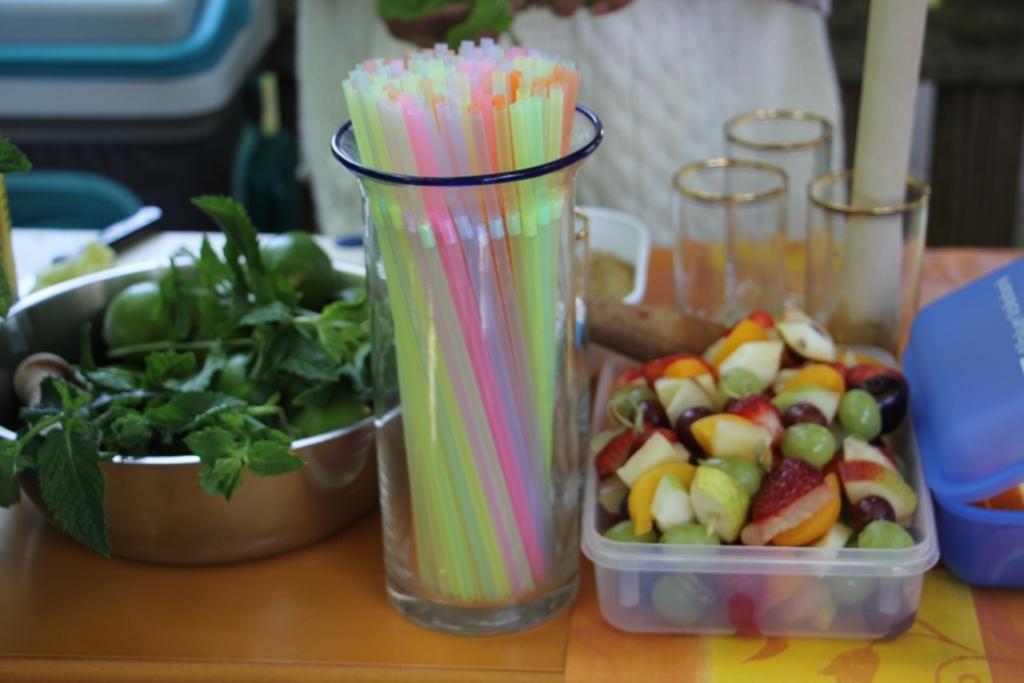 Sommerfest 2016 - Cocktails