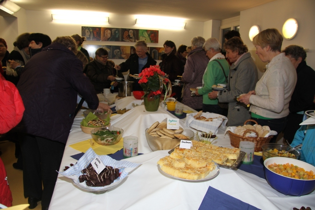 Buffet am WGT 2014