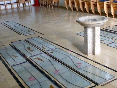 Renovierung Kirchenfenster (2)